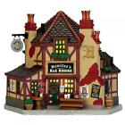 Coventry Cove by Lemax Christmas Village Building, Hamilton's Ale House #75250