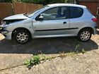 LARGER PHOTOS: Peugeot 206 For Spares or repairs