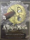 A TRIP TO THE MOON Extraordinary Voyage BLURAY  DVD 1902 AS NEW Region A