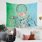 Dreamcatcher Tapestry Wall Hanging Native American Tribal Wall Carpet Multicolor