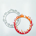 Flame Ring Shape Metal Cutting Dies Stencils for DIY Scrapbooking Album Cards US