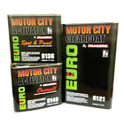 8121 Transtar Euro Motor City Clearcoat Kit With Spot Paneloverall Activator