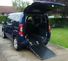 FIAT QUBO WAV WHEELCHAIR ACCESSIBLE VEHICLE DISABILITY ADAPTED MOBILITY CAR