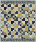 Moda Regency Sussex Quilt Kit by Christopher Wilson Tate KIT42330 Quilting Kit