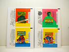 1976 Topps Marvel Super Heroes Stickers 19