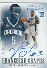 2013-14 Victor Oladipo Panini Signatures Franchise ROOKIE AUTO 35 - #21 Pacers