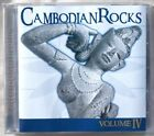 CAMBODIAN ROCKS Vol. 4 cd 2005 Khmer Rocks SINN SISAMOUTH Ros Sereysothea