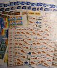 US Postage Stamp Lot Over 100 Face Value New Useable Stamps Group 7