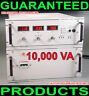 BEHLMAN 50 400 HZ 3Ø 3 PHASE OUTPUT ADJUSTABLE FREQUENCY CHANGER AC POWER SOURCE