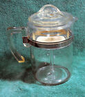 Vintage Pyrex Coffee Percolator with Sintered Glass Filter