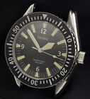 Ticino Vintage submariner automatic dive watch