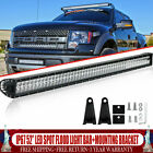52 LED Light Bar Combo + Mount Bracket For 2001 2019 Ford F150 F250 F350 Ranger
