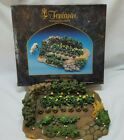 Fontanini Roman Vegetable Garden RARE 5 Figurines Nativity Village With Box