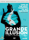 Grand Illusion NEW PAL Classic DVD Jean Renoir Jean Gabin Dita Parlo France