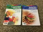 Weight Watchers Complete Food Dining Out Companion Books 2004 FREE SHIPPING