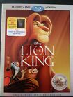 Disney The Lion King BR+DVD+ Digital Copy WITH SLIPCOVER