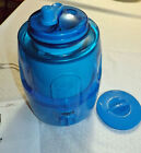 Deni Ice Cream Maker 5201 Fully Automatic 1 1 2 Quart w Blue Candy Crusher