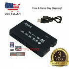 Mini 26 IN 1 USB 20 High Speed Memory Card Reader For CF xD SD MS SDHC