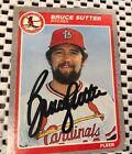 Bruce Sutter Cards, Rookie Card and Autographed Memorabilia Guide 12