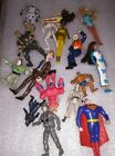 Mixed lot of toy action figures Spawnpolly pocket Army etc