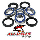 2009-2011 Aprilia RSV4 FACTORY Motorcycle All Balls Wheel Bearing Kit [Rear]