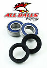 2006-2008 BMW HP2 MEGAMOTO Motorcycle All Balls Wheel Bearing Kit [Front]