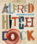 Alfred Hitchcock  The Masterpiece Collection New Blu