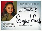 2017 Cryptozoic Orphan Black Season 2 Trading Cards 20
