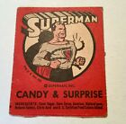 1940 Gum Inc. Superman Trading Cards 4