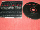FOREIGNER- WHITE LIE- RARE 1994 CD SINGLE- 3 TRACKS