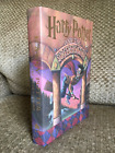 SIGNED book JK ROWLING Harry Potter and the Sorcerers Stone hardcover hc dj