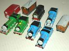 9 Small Thomas Tank Engine Train Toys Cake Toppers Percy Bertie  Tiny Miniatures
