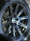 2006 08 BMW 7 Series 745 750 760 OEM Factory Front 19 x 9 Wheel Rim 6753241 13