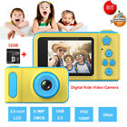 Portable Mini Digital FHD Cartoon Children Video Camera Camcorder with 32GB Card