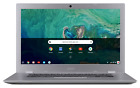 Acer 156 Chromebook Touchscreen Intel Celeron 240GHz 32GB SSD 4GB RAM Silver