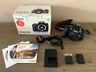 Canon 760d DSLR 24MP Digital Camera - (Body Only) + Spare battery