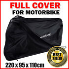 Dust Bike Motorcycle Cover For Kawasaki Ninja 250 250R 300 500 650 650R 1000 US