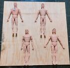 Used Vintage GI Joe 1960s 12 Action Figures FOUR Without Clothes