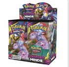 Unified Minds Booster Box Pokemon TCG 36 Booster Packs Sun  Moon PRESALE