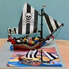 LEGO Vintage pirates 6268 Renegade Runner pirate ship 100% w/ instructions