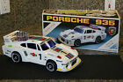 NANYUNG TOY CO PORSCHE 935 TURBOLADER 1/12 SCALE BATTERY OPERATED MARTINI RACING