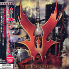 WARLORD - RISING OUT OF THE ASHES CD JAPANESE WITH OBI HAMMERFALL LORDIAN GUARD