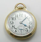 Hamilton 16 size Pocket Watch Grade 992E from 1939 serviced