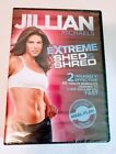 Jillian Michaels Extreme Shred and Shred DVD 2011 New Sealed Fitness Workout DVD