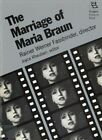 Marriage of Maria Braun  Rainer Werner Fassbinder Director Paperback by Fa