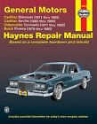 Haynes Publications 38030 Repair Manual