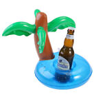 Drink Decoration inflatable drink holder Tree Pool Party PVC Coconut Cup Holder