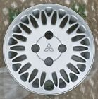 1 Genuine NOS OEM 1994 1996 Mitsubishi Expo 14 Hubcap Wheel Cover MB891188 01
