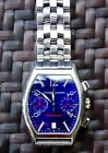 Ulysse Nardin Michelangelo Chronograph 563-42-7Automatic SS Watch