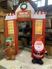Christmas Inflatable 105 Gingerbread Archway